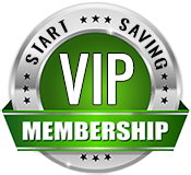 vip membership - start saving today!